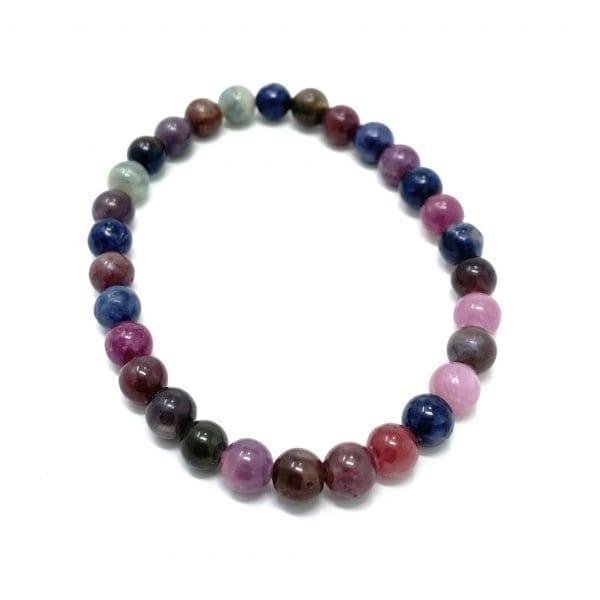 Ruby & Sapphire Bracelet