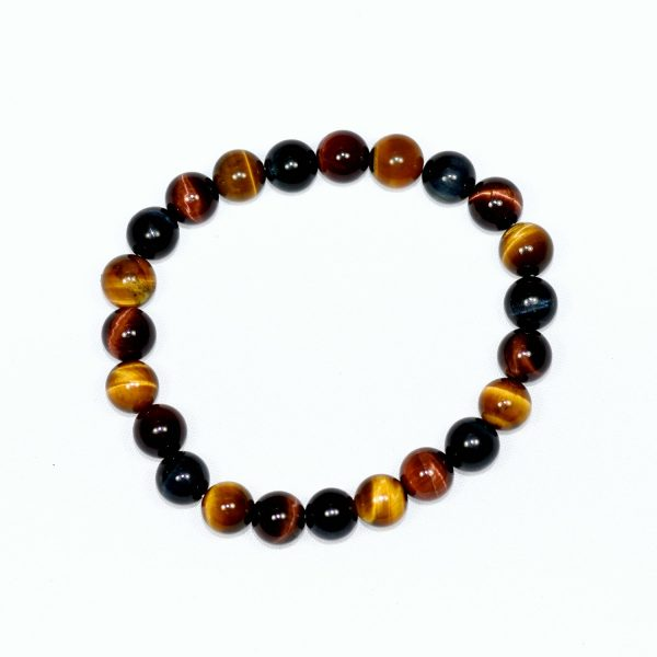 Tiger's Eye (Multi) 8mm Bracelet - BOGO
