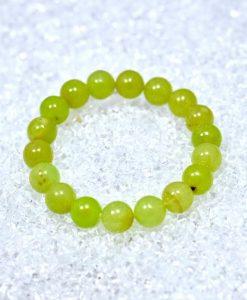 Amber (Green) 10mm Bracelet - BOGO