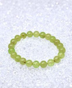 Amber (Green) 9mm Bracelet - BOGO