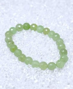 Aventurine 8mm Faceted Bracelet - BOGO