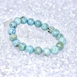 Opal (Blue) 10mm Bracelet - BOGO