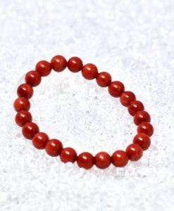 Coral 8mm Bracelet - BOGO