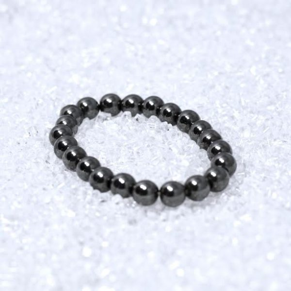 Hematite 8mm Bracelet - BOGO