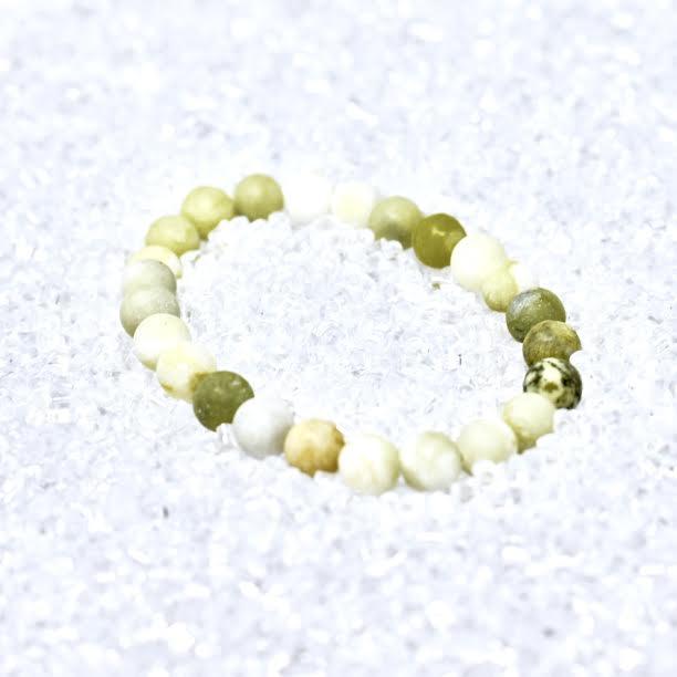 Jasper (Olive) 8mm Bracelet - BOGO