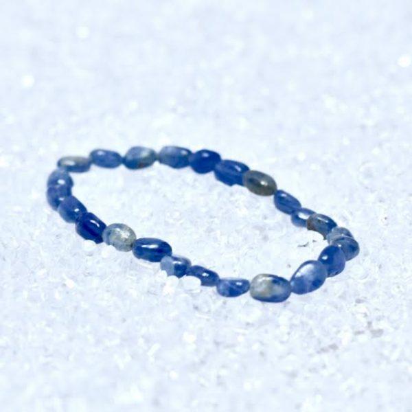 Kyanite Freeform Nugget Bracelet - BOGO