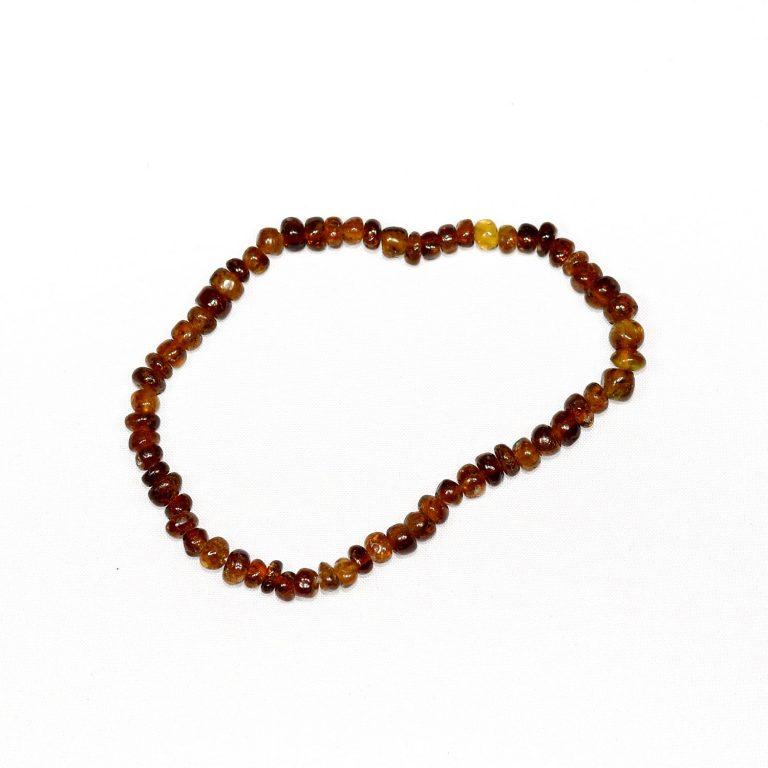 Tourmaline (Brown) Rondell Bracelet - BOGO