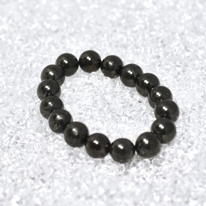 Shungite 12mm Bracelet - BOGO
