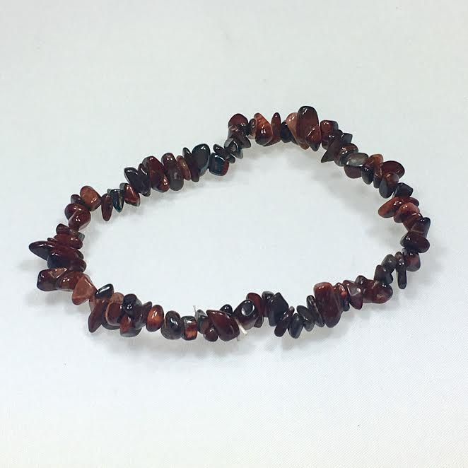 Tiger's Eye Chip Bracelet - BOGO