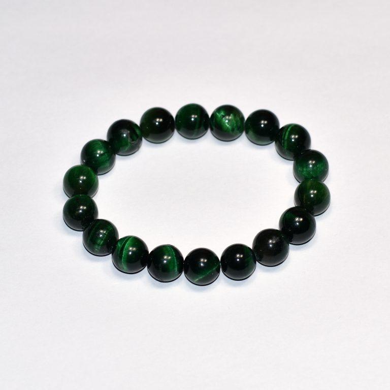 Tiger's Eye (Green) 10mm Bracelet - BOGO
