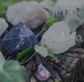 healing stone