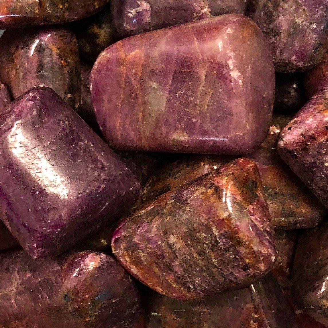 Ruby Tumbled Stone