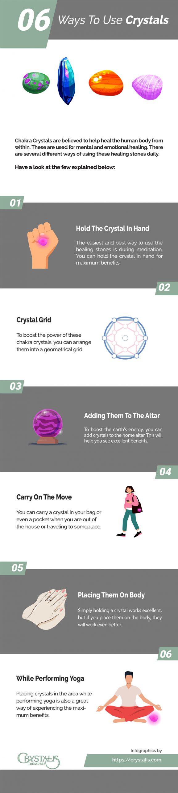 use crystal scaled
